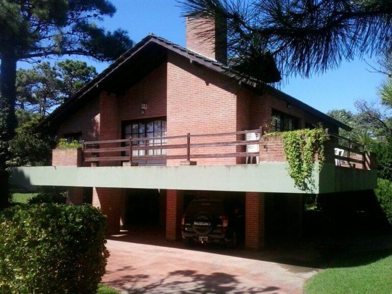 Pinamar, Bs. As. Argentina. Casa.