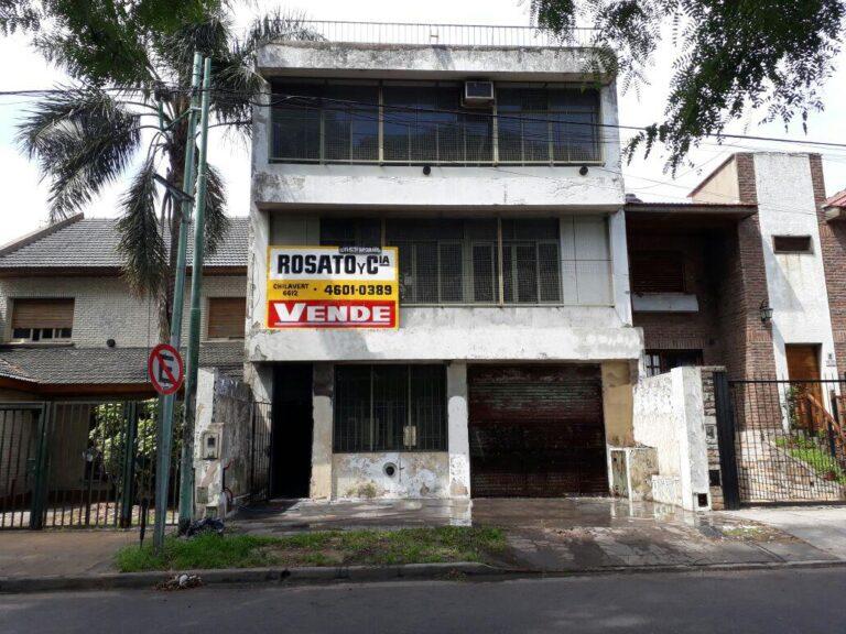 Av. Gral. Paz, 13200, Mataderos, Cap. Fed. Argentina. Depósito.